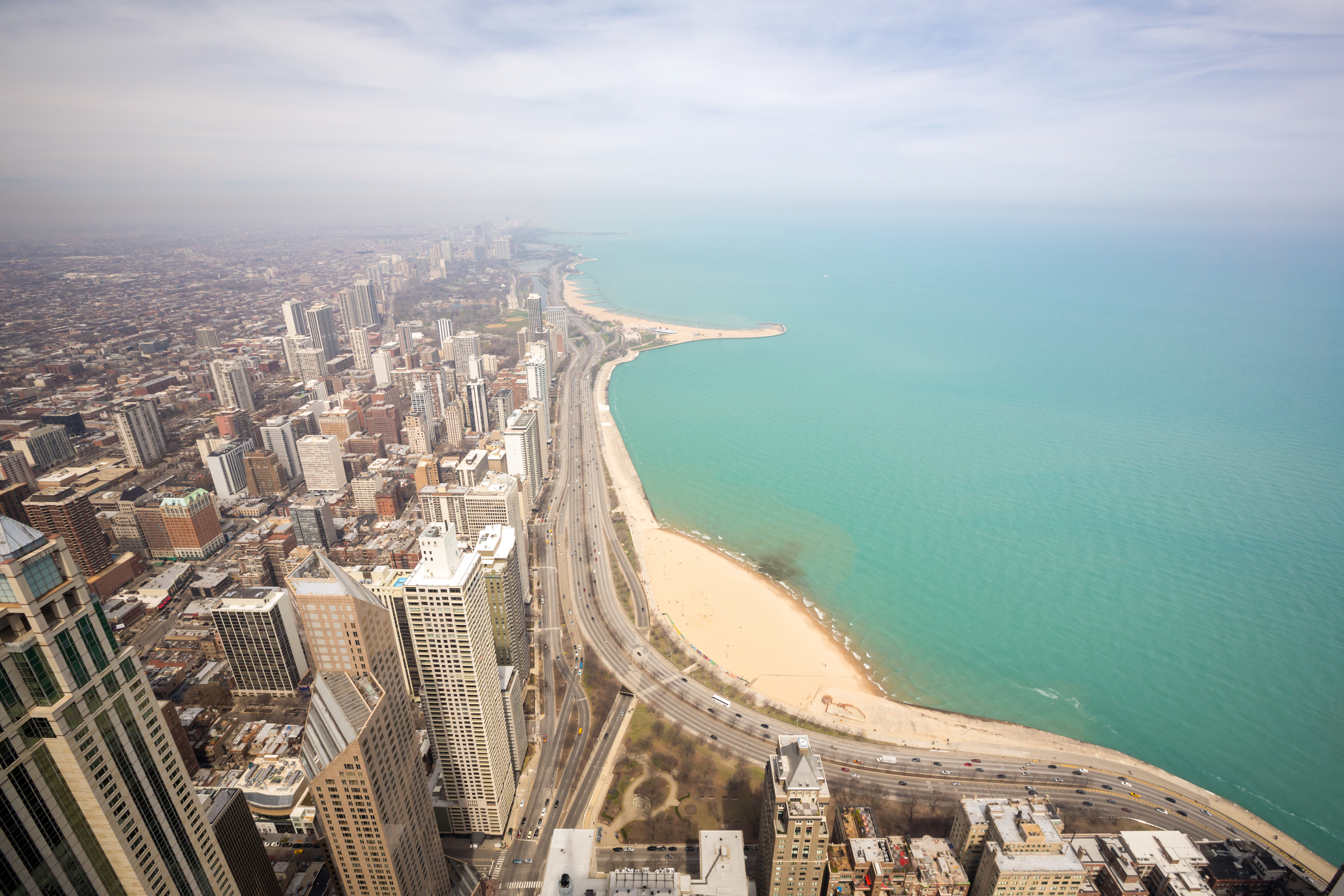 Chicago Aerial View - Don't Judge a City By A Layover