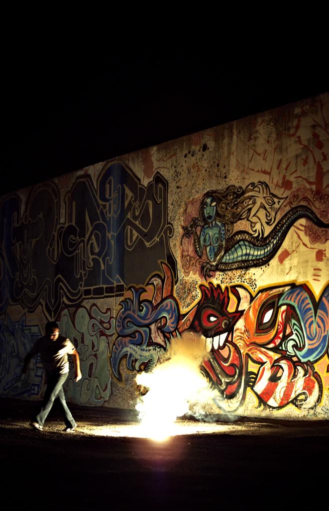 St. Louis grafitti