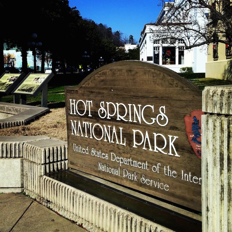 Arkansas Hot Springs Park