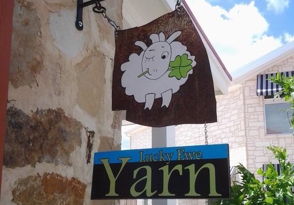 Lucky Ewe Yarn Store
