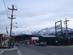 Haines, Alaska. Photo by the author.