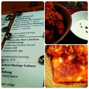 Hot Chicken in Ho Chi Minh City