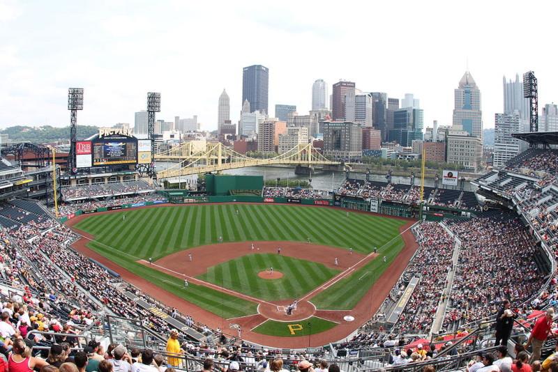 Baseball tourism PNC Park