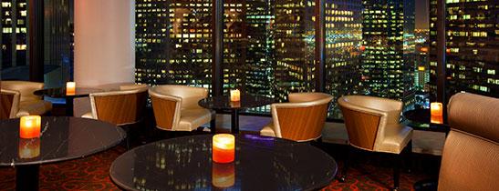 BonaVista Lounge - Los Angeles - Revolving Restaurant