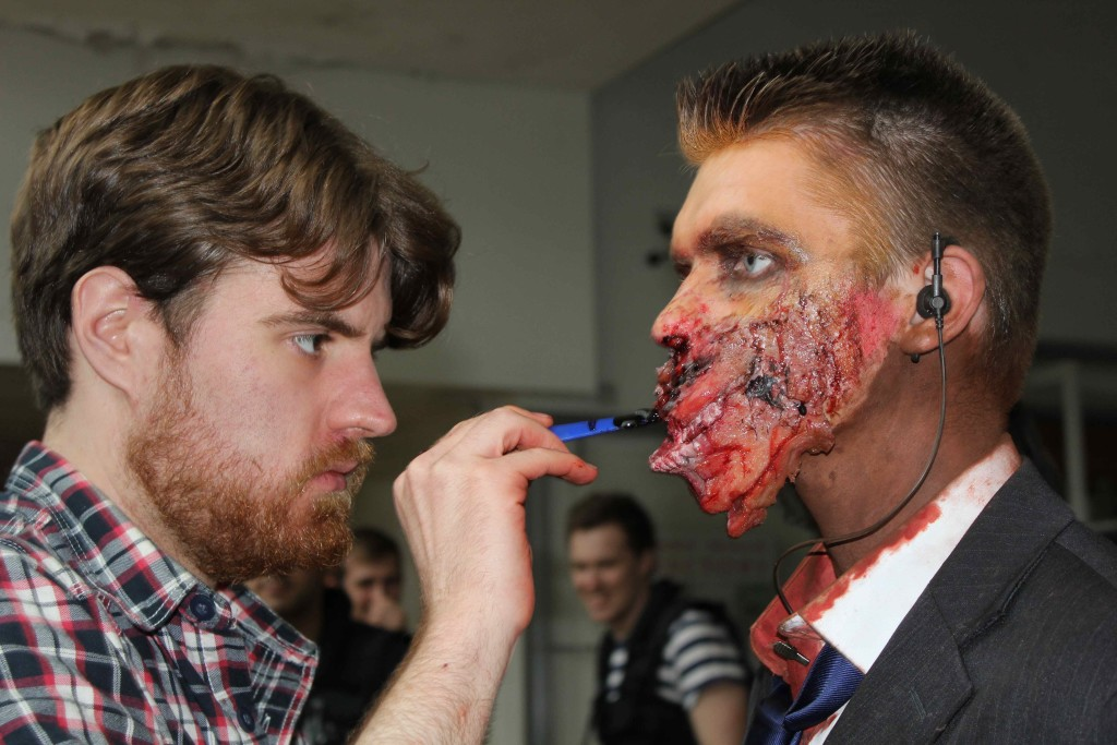 Zombie Tourism in the UK