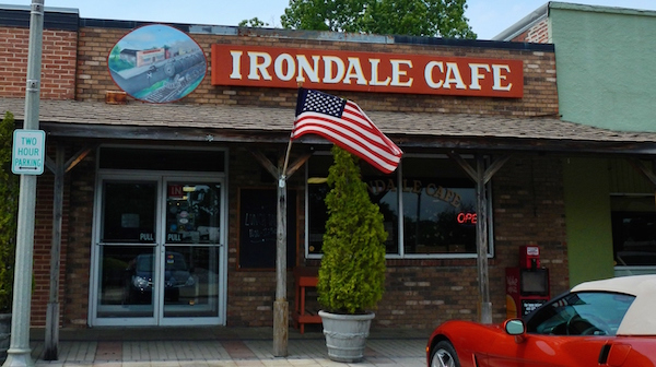 Irondale Cafe - the Original Whistle Stop Cafe